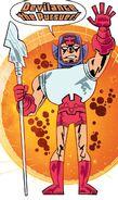 Devilance Teen Titans Go! TV Series 001