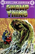 Dollar Comics Swamp Thing Vol 1 1
