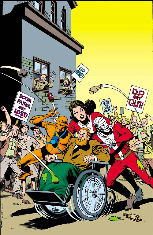 Doom Patrol (New Earth)