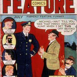 Feature Comics Vol 1 22