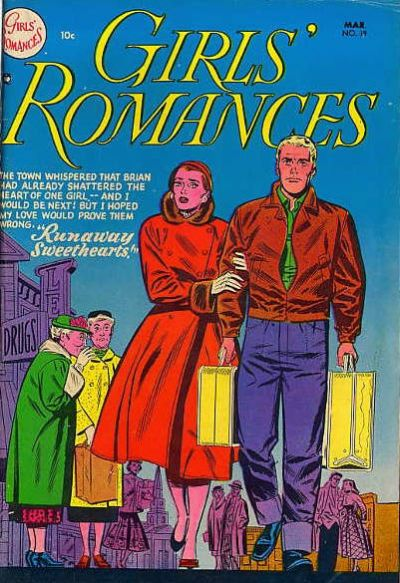 Girls' Romances Vol 1 19