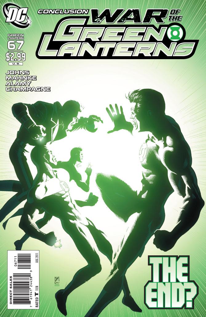 Green Lantern Vol 4 67