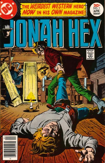 Jonah Hex Vol 1 1