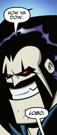 Lobo (The Brave and the Bold)