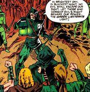 Oliver Queen Ring of Evil 01