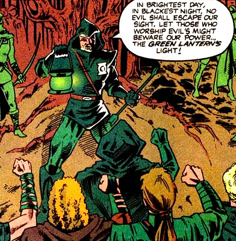Oliver Queen (Ring of Evil)