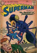 Superman v.1 110