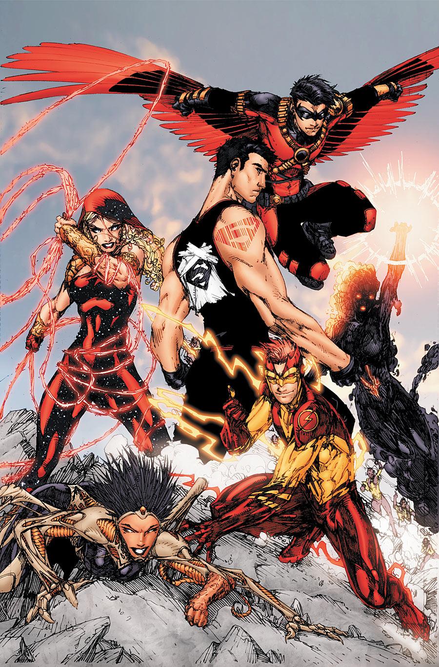 Teen Titans Vol 4 1 Solicit.jpg