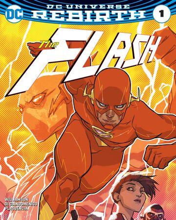 FLASH REBIRTH 5 IM GRIFF DER FURCHT SC DC Comic