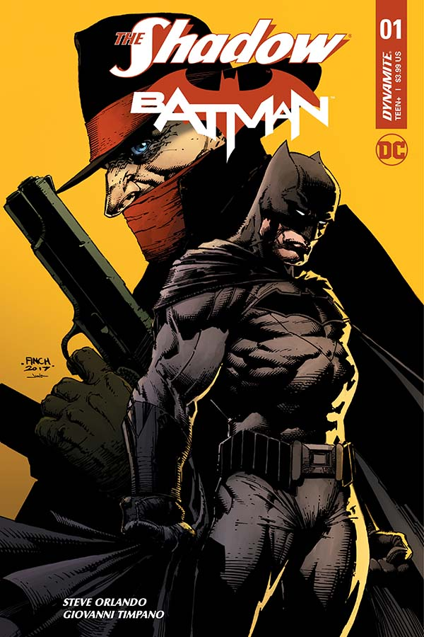 The Shadow/Batman Vol 1 1