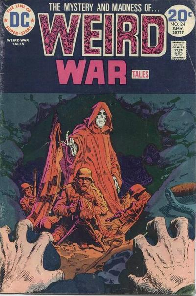 Weird War Tales Vol 1 24