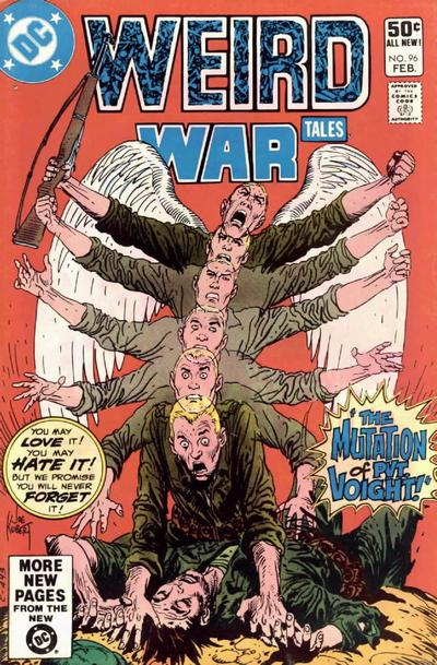 Weird War Tales Vol 1 96