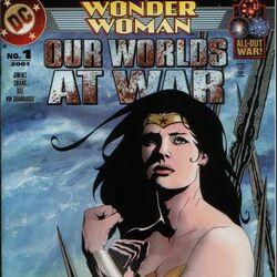 Wonder Woman: Our Worlds at War Vol 1 1