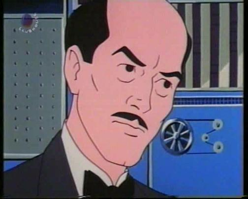 Alfred Pennyworth (Filmation Adventures)