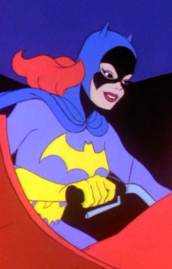 Barbara Gordon (New Adventures of Batman)