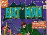 Batman Vol 1 302