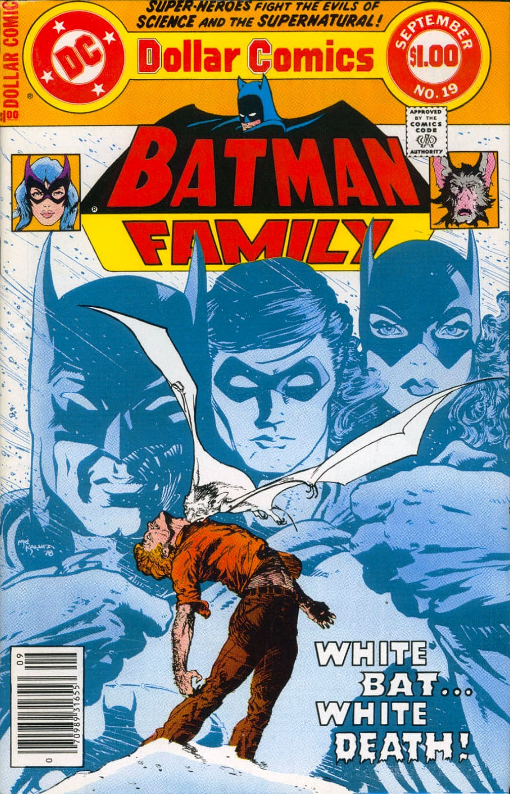 Batman Family Vol 1 19