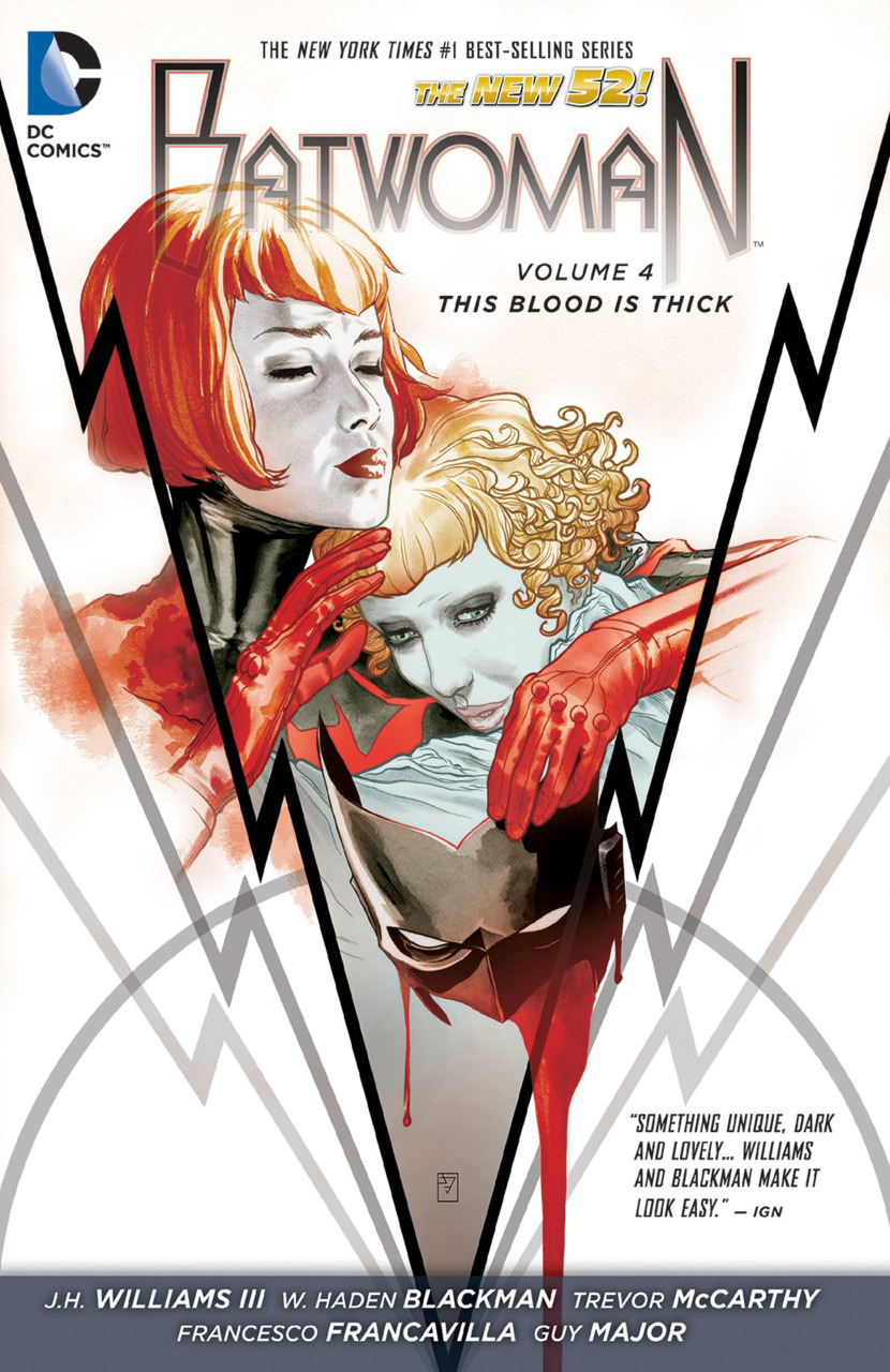 Batwoman: This Blood is Thick (Collected)