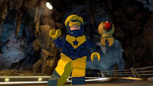 Michael Carter (Lego Batman)