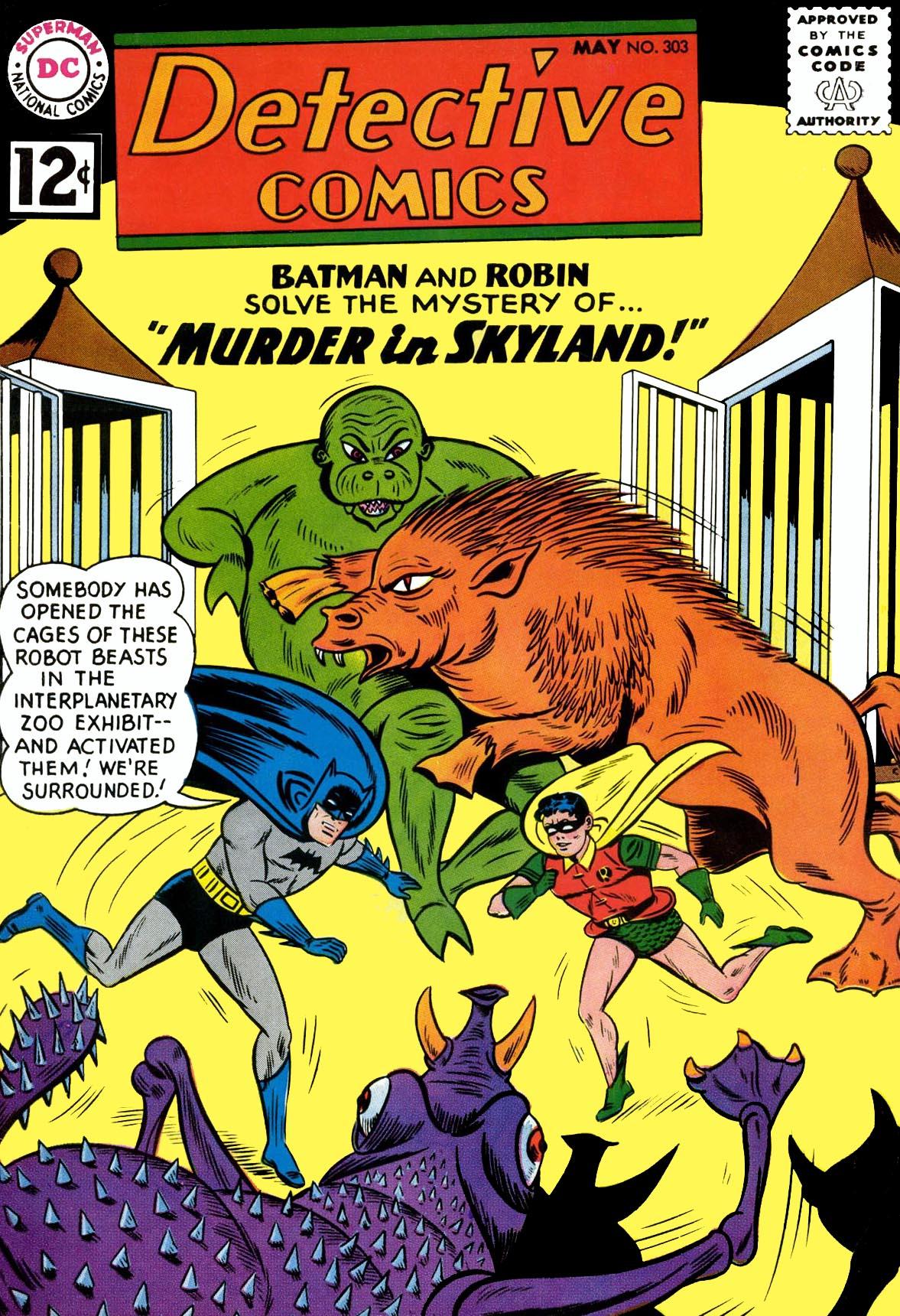 Detective Comics Vol 1 303