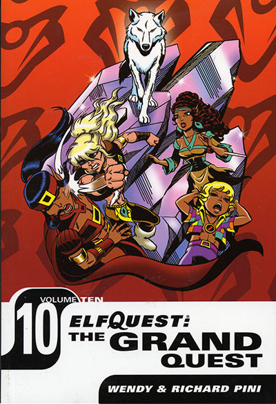 ElfQuest: The Grand Quest Vol. 10 (Collected)