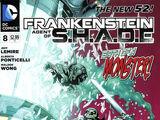 Frankenstein, Agent of S.H.A.D.E. Vol 1 8