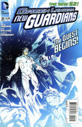 Green Lantern New Guardians Vol 1 21