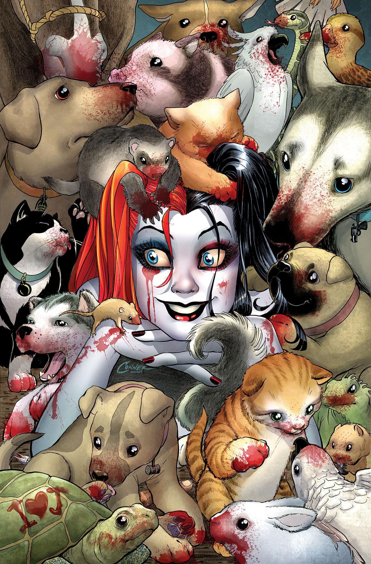 Harley Quinn Vol 2 2 Textless.jpg