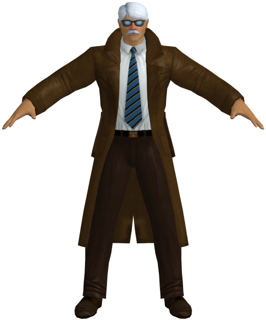 James Gordon (DC Universe Online)