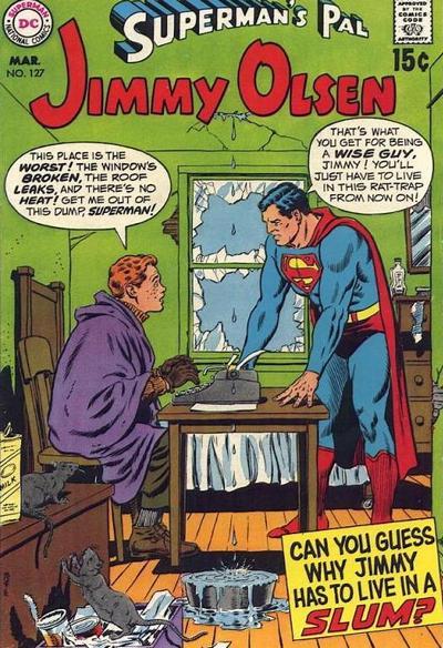 Superman's Pal, Jimmy Olsen Vol 1 127