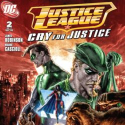Justice League: Cry for Justice Vol 1 2