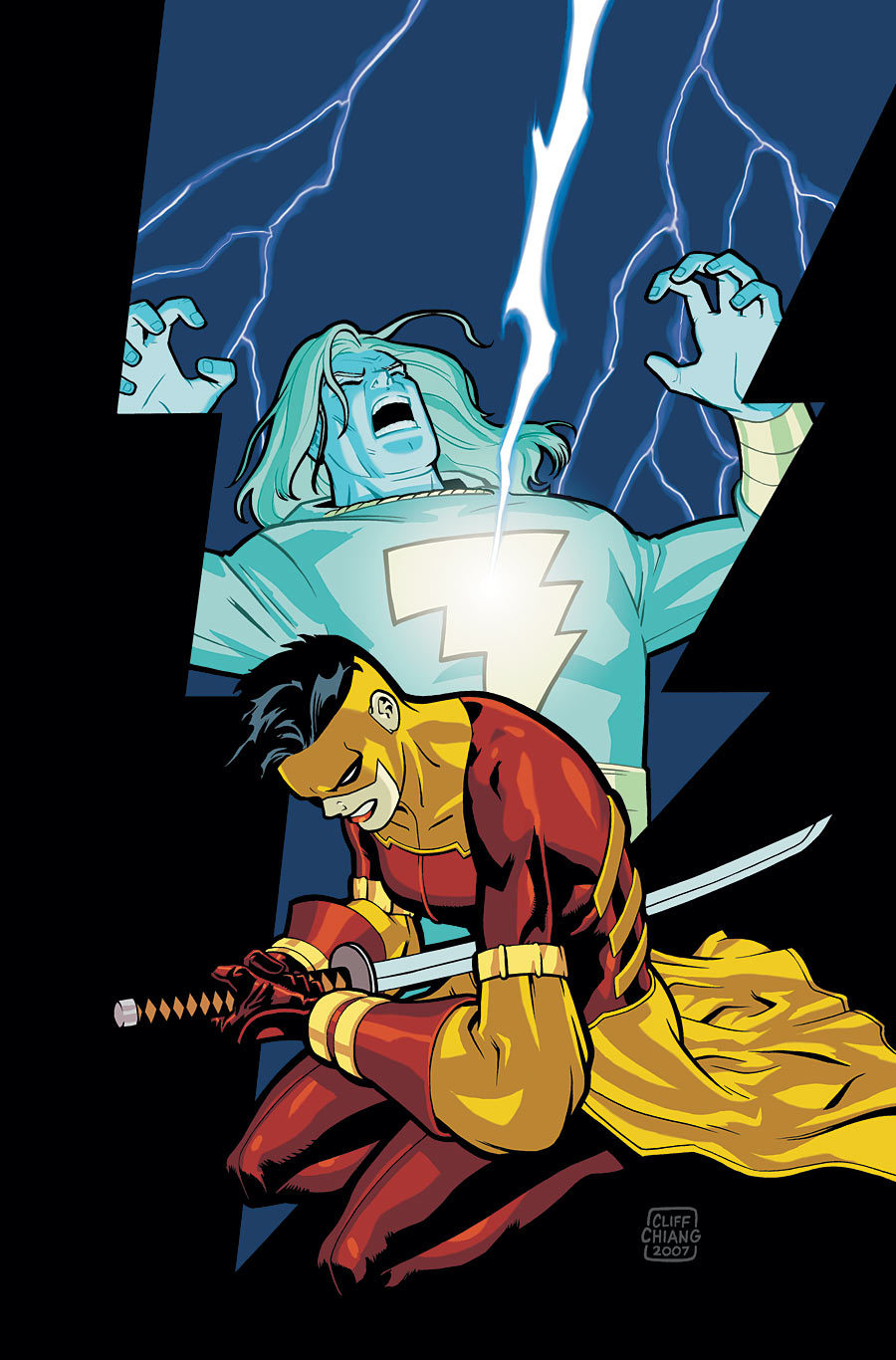 Outsiders: Five of a Kind - Katana/Shazam! Vol 1 1