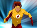 Wally West (Earth-16)