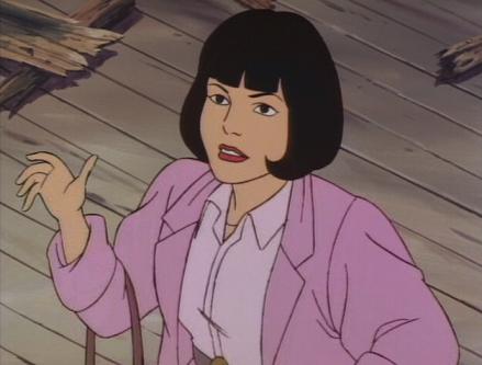 Lois Lane (Superman 1988 TV Series)