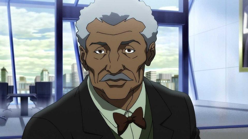 Lucius Fox (DC Animated Movie Universe)