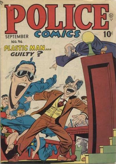 Police Comics Vol 1 94