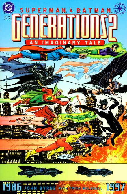 Superman & Batman: Generations II Vol 1 3
