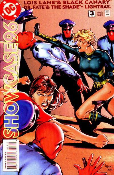 Showcase '96 Vol 1 3