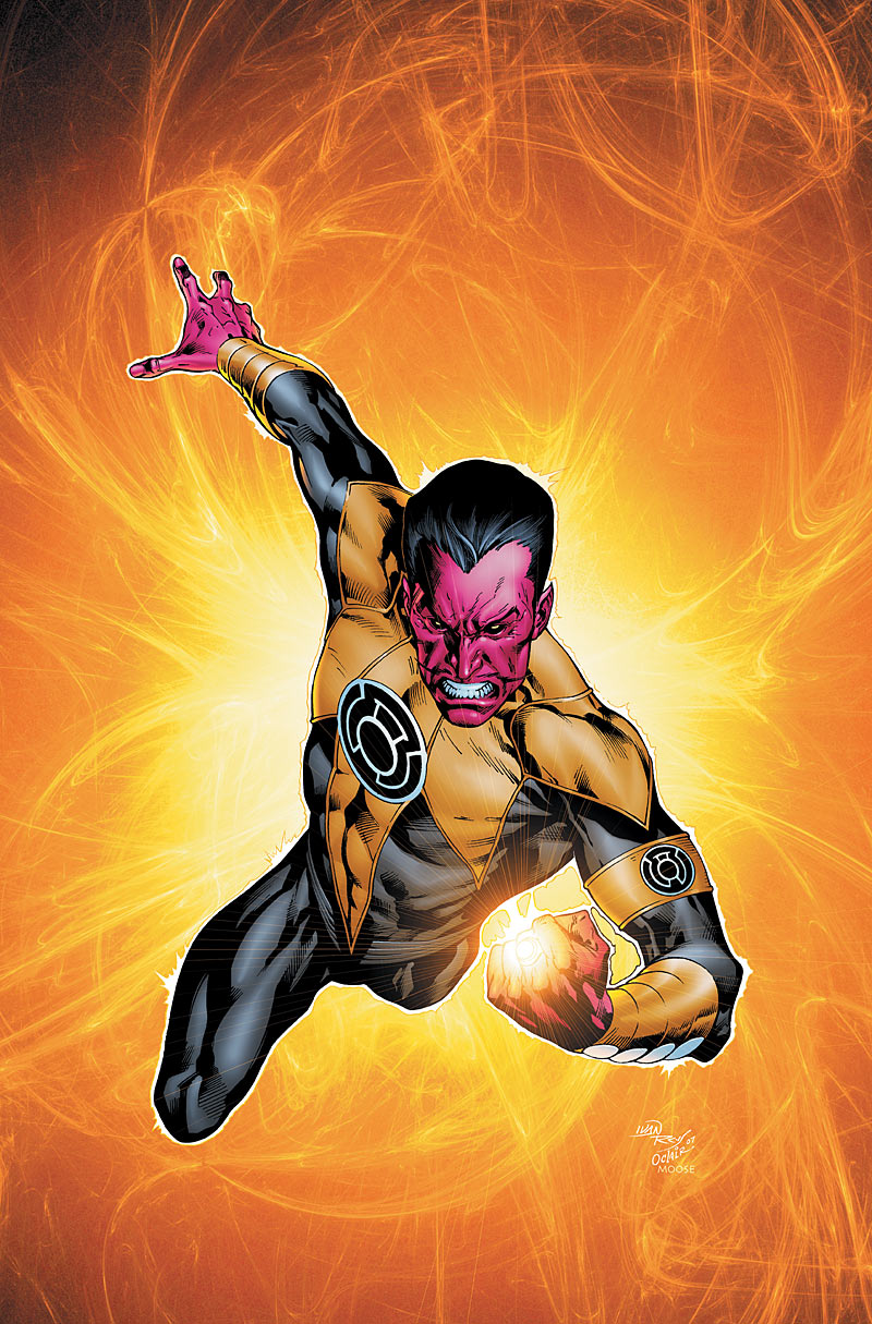 Thaal Sinestro (New Earth)
