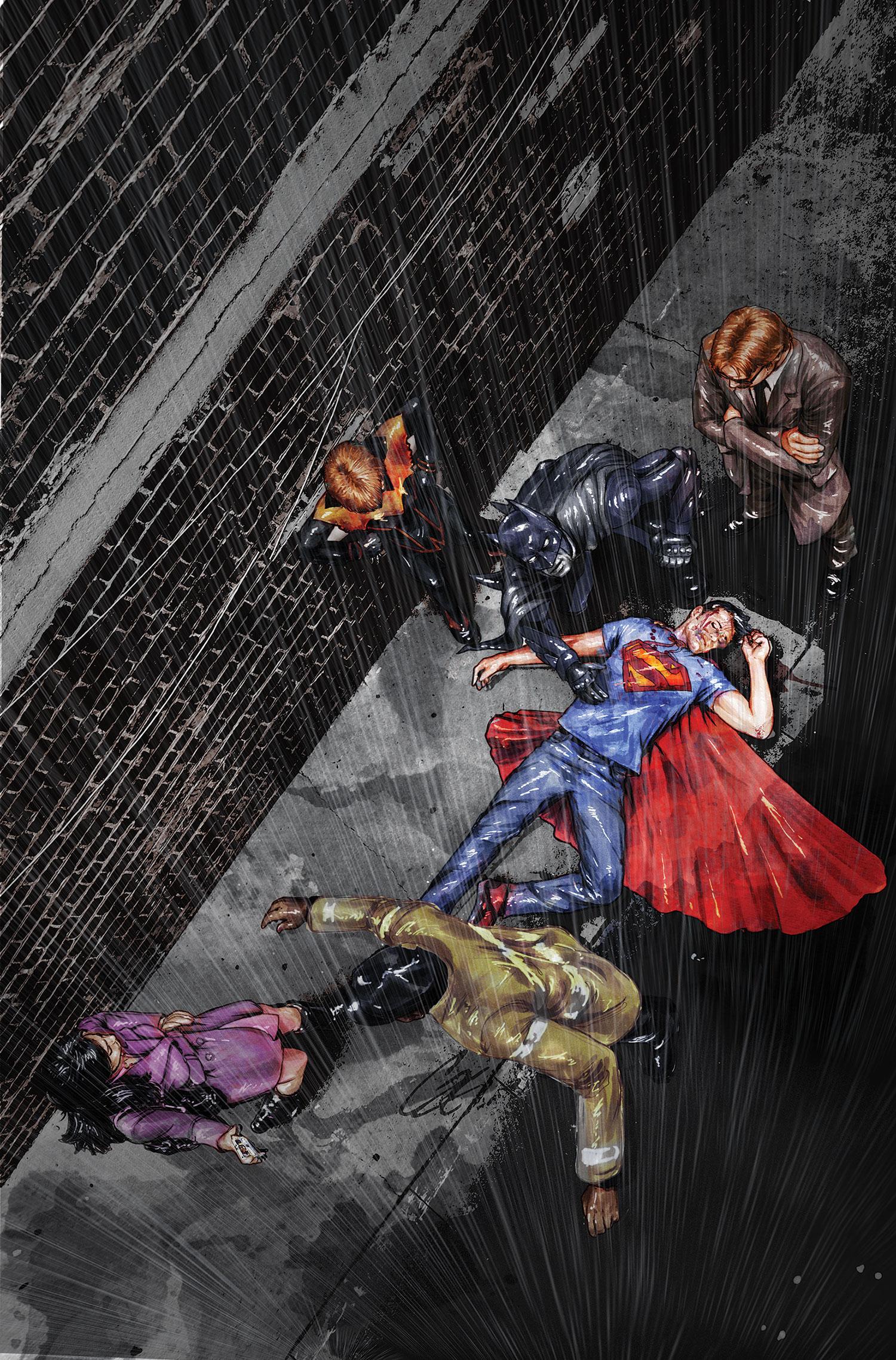 Clark Kent (Smallville: Earth-Thirteen)