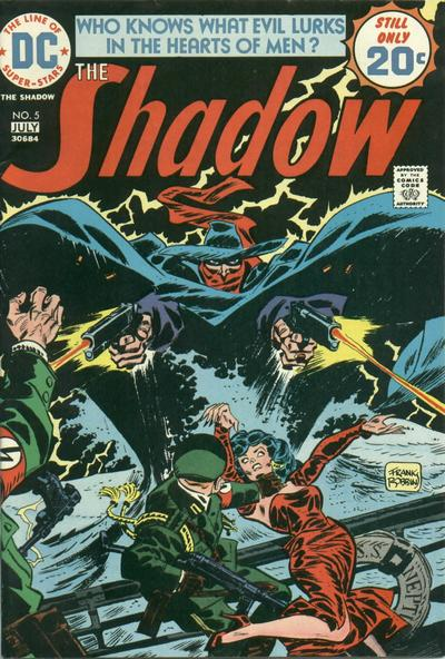 The Shadow Vol 1 5