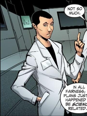 Thomas Oscar Morrow (Smallville)