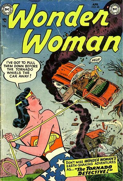 Wonder Woman Vol 1 65