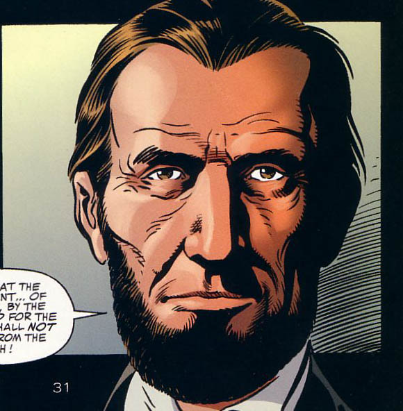 Abraham Lincoln (Earth-1863)