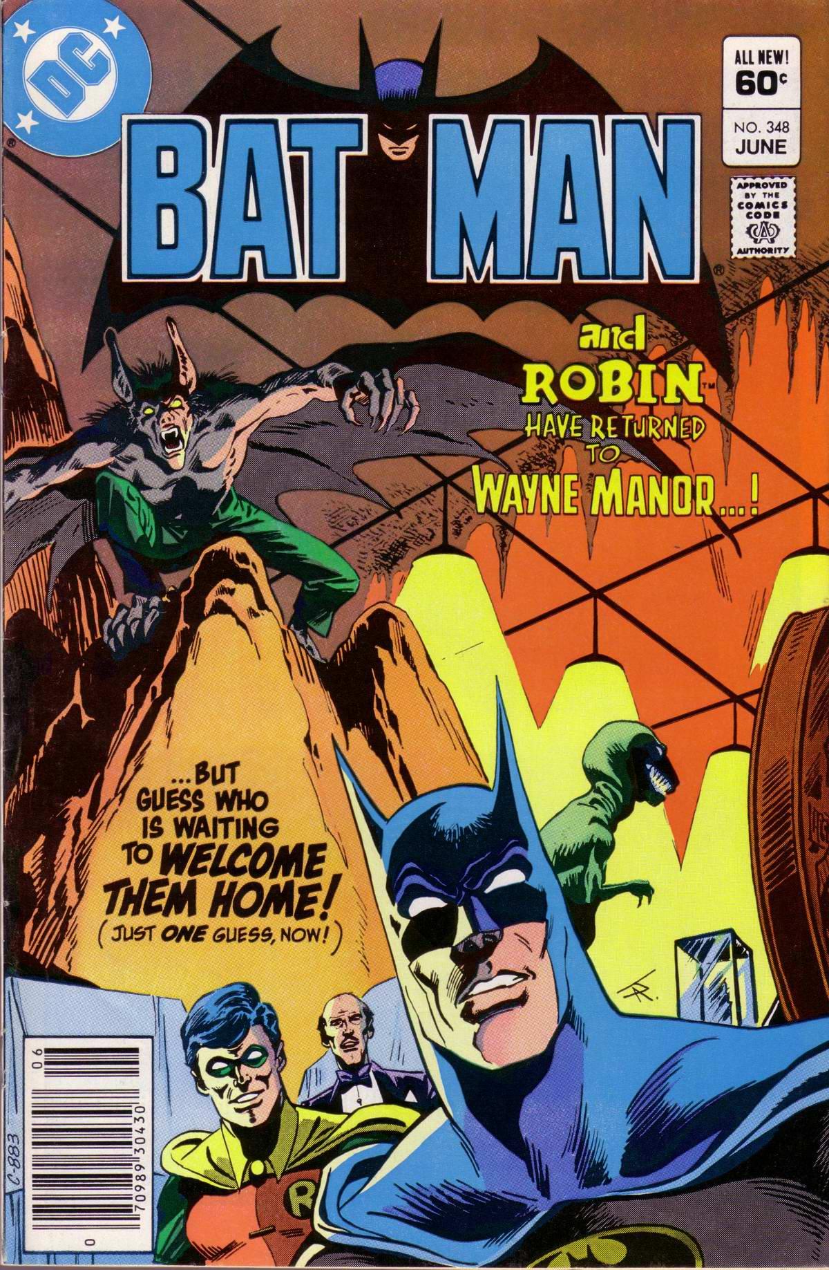 Batman Vol 1 348
