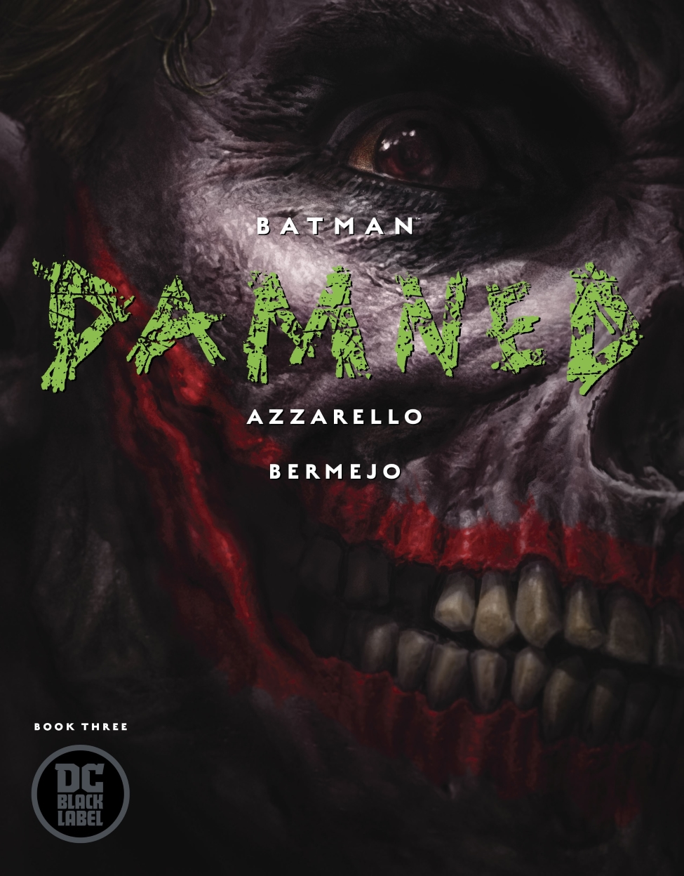 Batman: Damned Vol 1 3