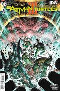 Batman Teenage Mutant Ninja Turtles III Vol 1 5