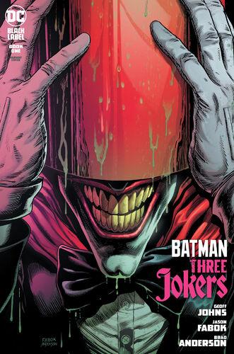Red Hood Joker Variant