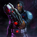 Cyborg Infinite Crisis Game