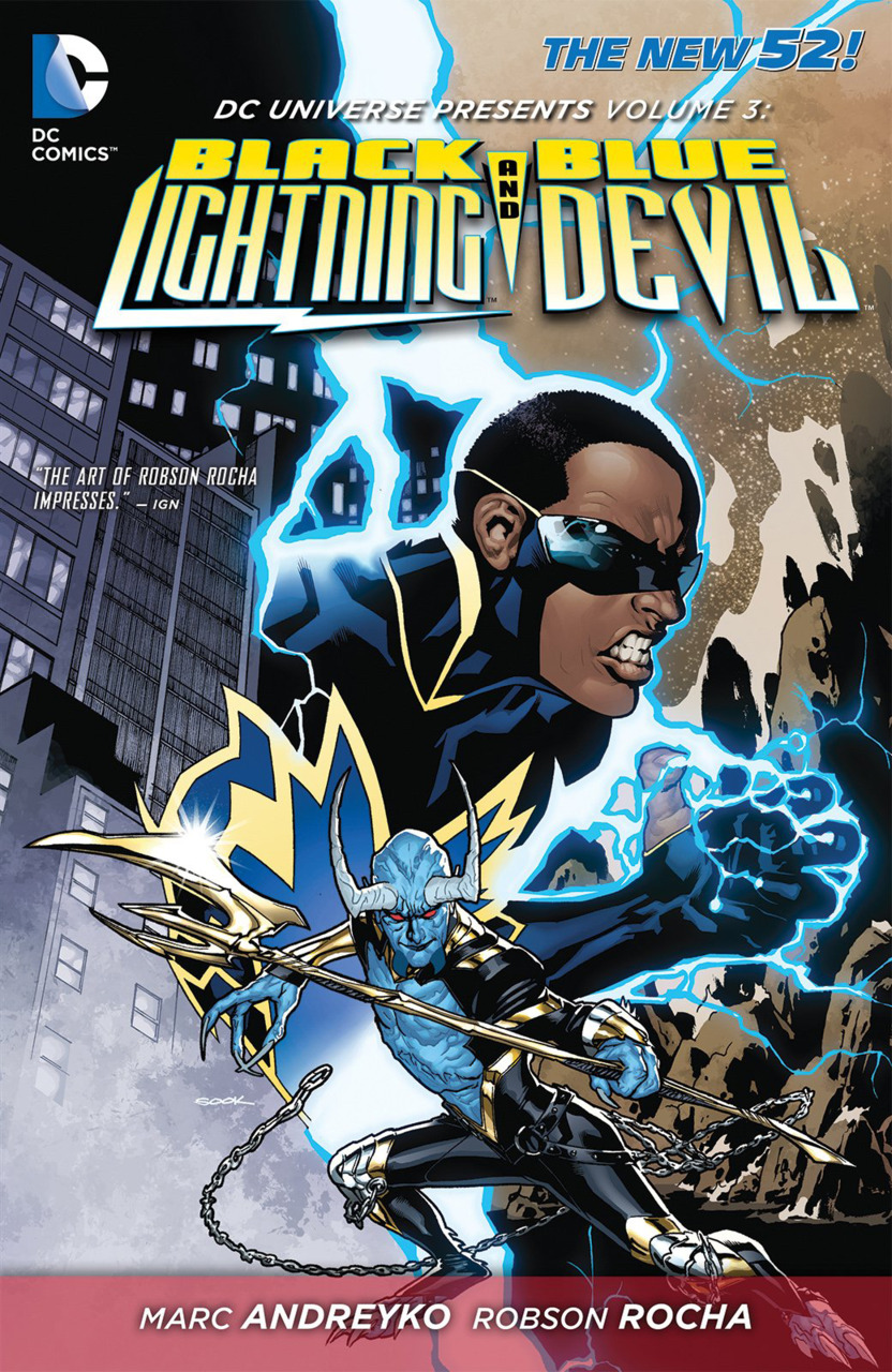 DC Universe Presents: Black Lightning and Blue Devil (Collected)